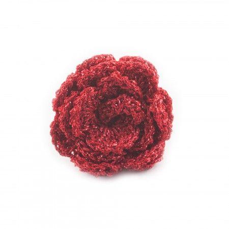 Blumenringe von mascherei.  Zu finden unter: http://www.mascherei.de/de/blumenringe
