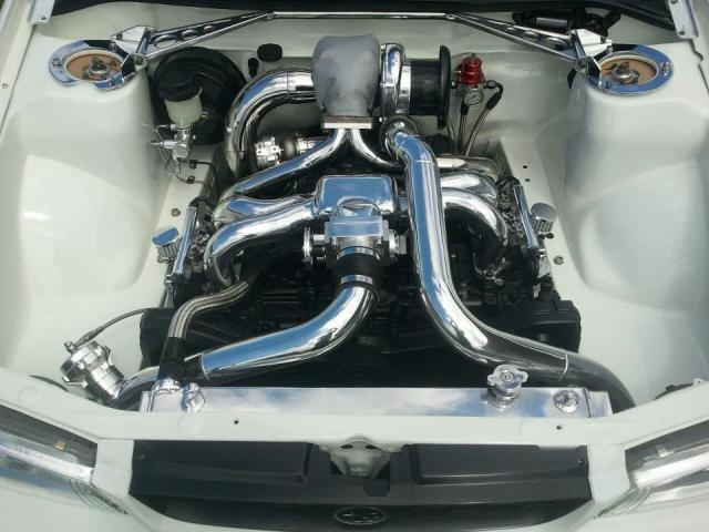 subaru impreza wrx engine