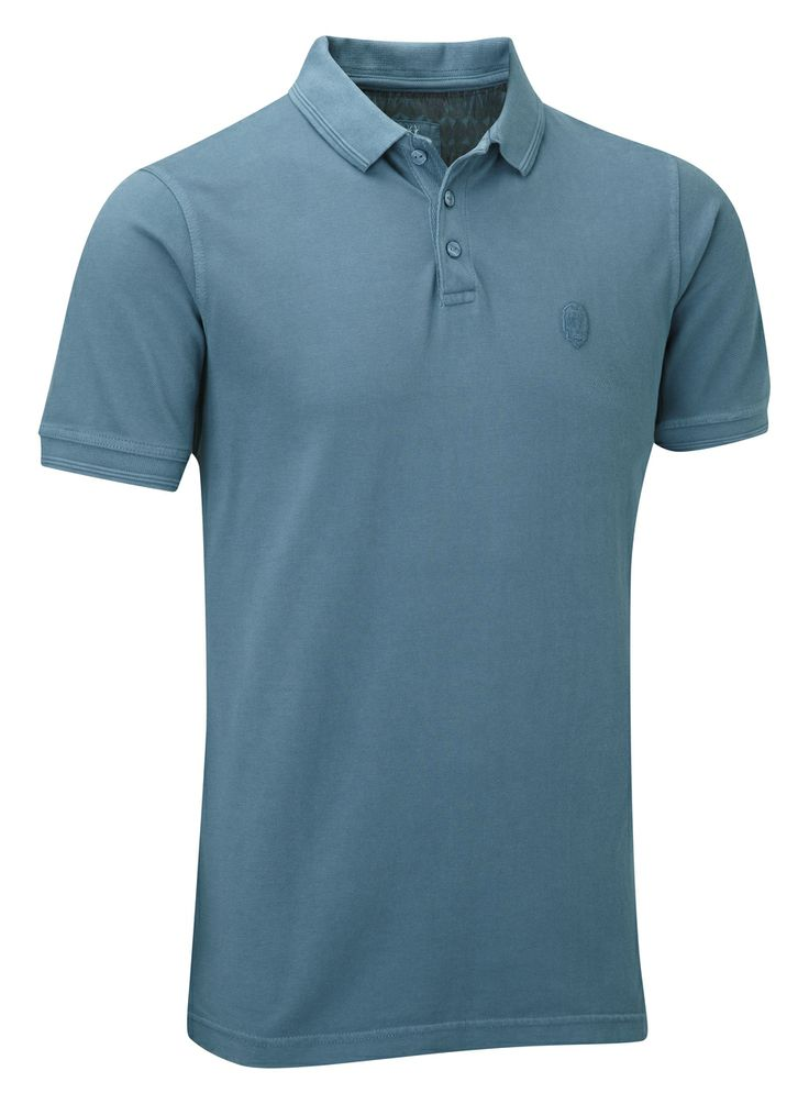 Vedoneire mens polo shirt 3025 teal vedoneire for Mens teal polo shirt