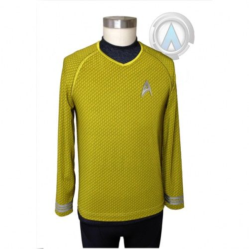 Star Trek: Into Darkness Captain Kirk Tunic by ANOVOS
