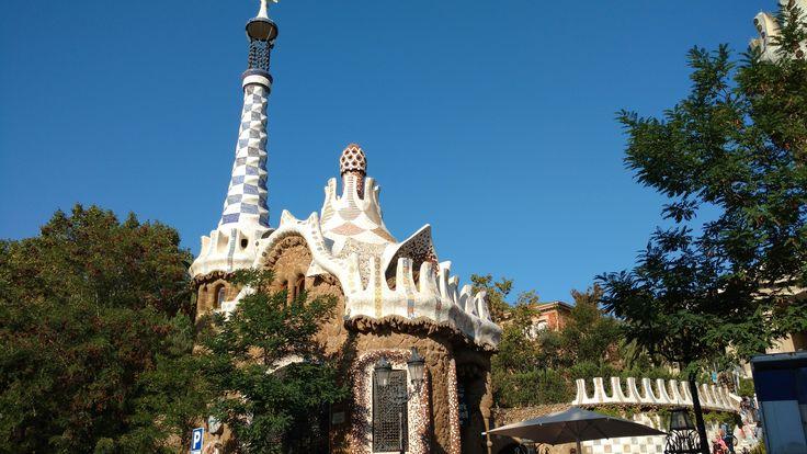 Barcelona Gaudi Park