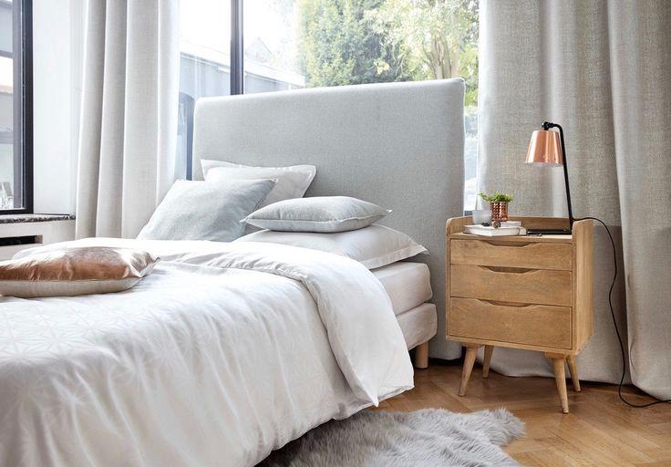die besten 25 bettw sche 220x240 ideen auf pinterest bett eiche bett 180x200 holz und. Black Bedroom Furniture Sets. Home Design Ideas