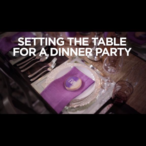 How to Set the Table                                                                                                                                                                                 More