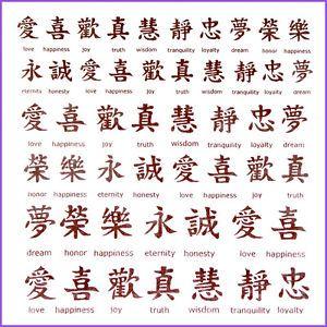 ber ideen zu japanische schriftzeichen auf pinterest chinesische schriftzeichen mimik. Black Bedroom Furniture Sets. Home Design Ideas