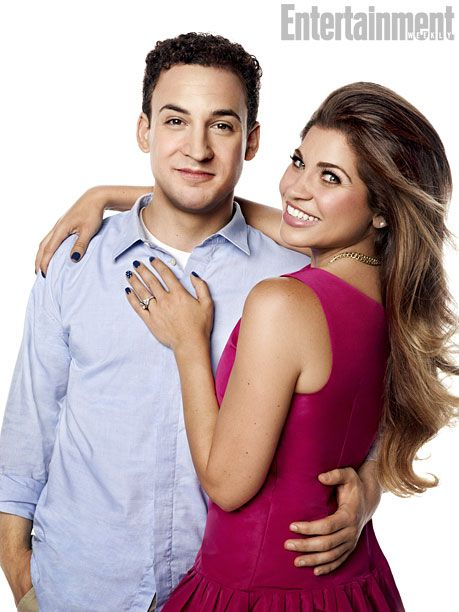 Ben Savage, Danielle Fishel, ... | Cast Reunions 2013: 11 EW Portraits | Photo 2 of 11 | EW.com
