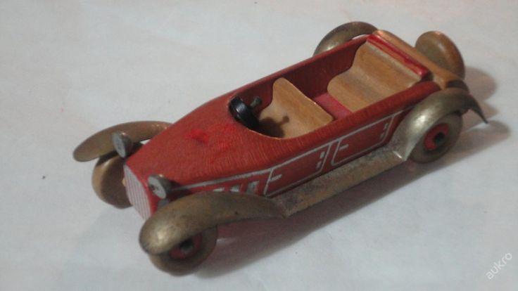 Auto Tatra Dřevěné Plechové Schowanek Autíčko 1935 (6126408474) - Aukro - největší obchodní portál