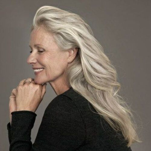 hairstyles for 53 year old women 12 top long hairstyle for 60 year old woman in 2020