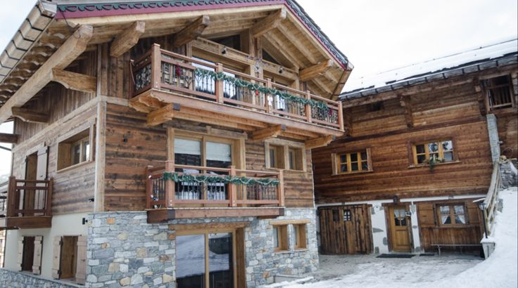 Attractive Chalet Emilie in Courchevel 1300 (Le Praz) for up to 8
