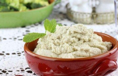 Пюре из цветной капусты | Сыроедение рецепты