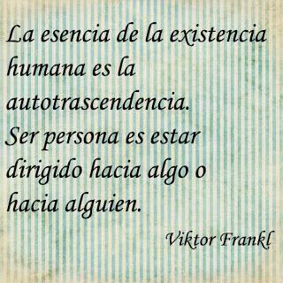 Viktor Frankl Logoterapia