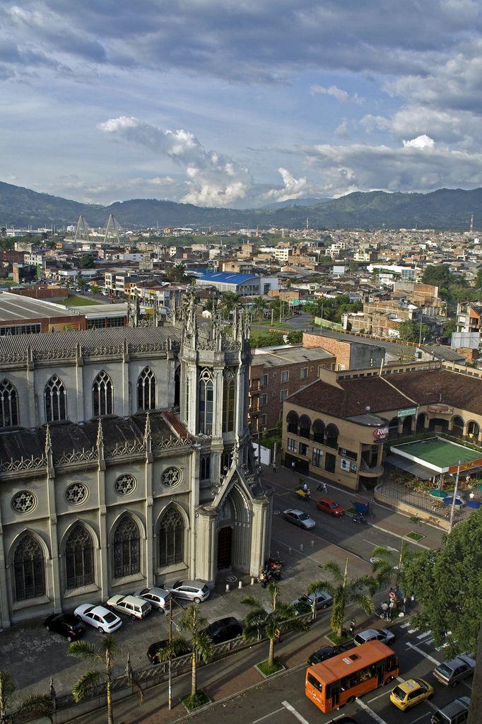 Catedral Gótica en Pereira, Colombia