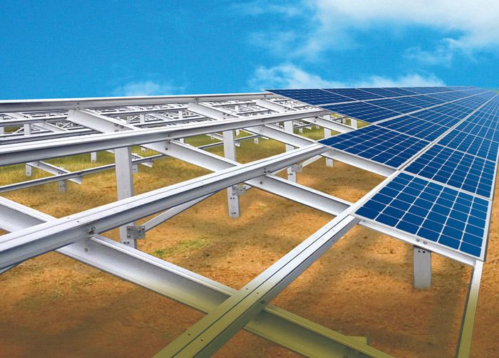 Solar Mounting System And Solutions Solar Green Building Construction Roof Structure