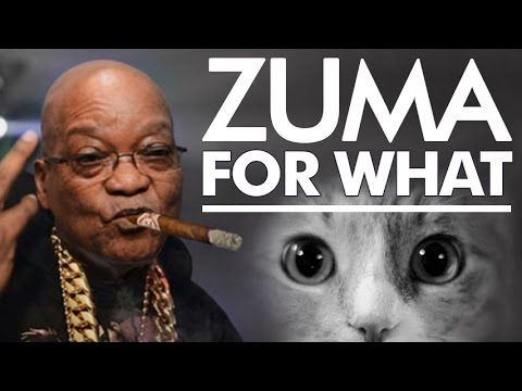 Jacob Zuma | must fall for what?