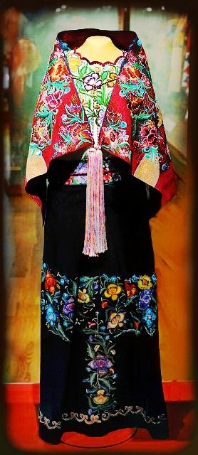 Zinacantan Maya Chiapas Mexico #Mexican dress