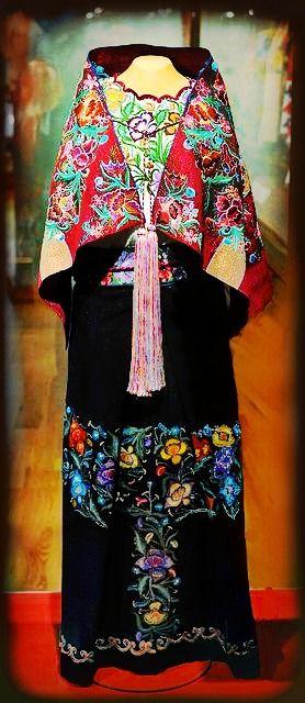 Zinacantan Maya Chiapas Mexico #Mexican dress