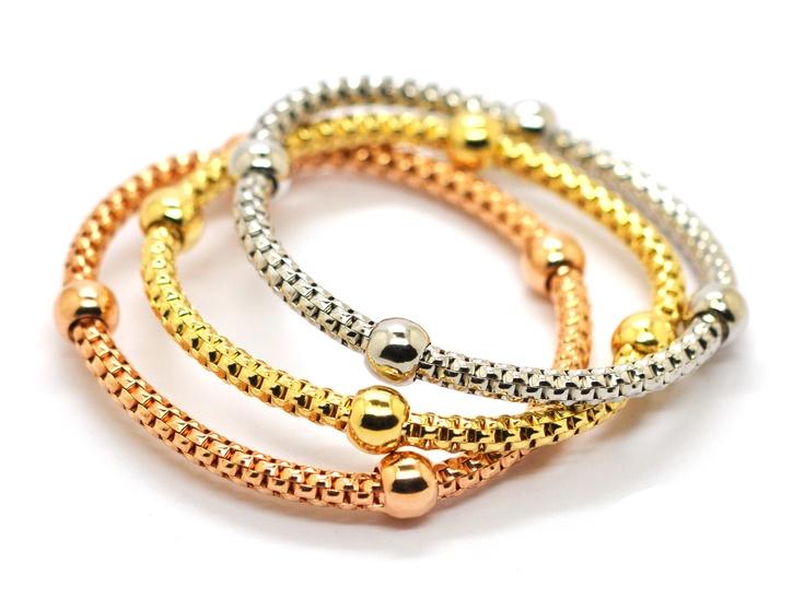 Mecurial Orb bracelets