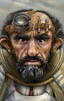 Jan Jansen (Baldur's Gate II)