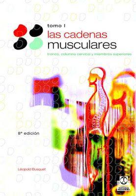 Libros en PDF de Kinesiología y Fisioterapia: Las Cadenas Musculares de Busquet Tomo I