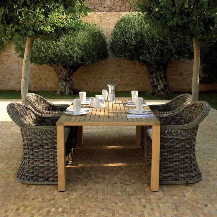 Enjoy Your Patio This Summer With Elegant Gloster Furniture From  MichaelKate Interiors. MichaelKate Interiors U0026