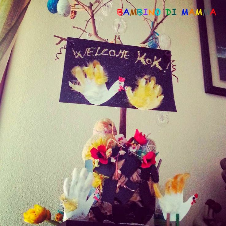 BAMBINO DI MAMMA: WELCOME KOK