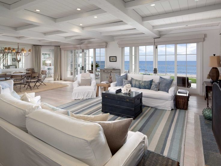 HOUSE OF THE DAY Comedian Dennis Miller Is Selling His Gorgeous California Beach Home For 225 Million