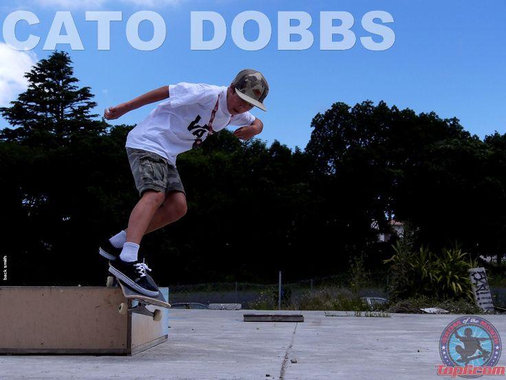 Cato Dobbs, (January 2014)
