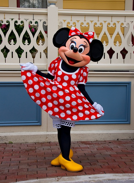 Minnie Mouse @ Disneyland Paris: Holiday, Mice, Disneyland Challenge, 2016 Costume, Disneyland Outfit, Disneyland Paris, Disney Paris, Costume Refrance