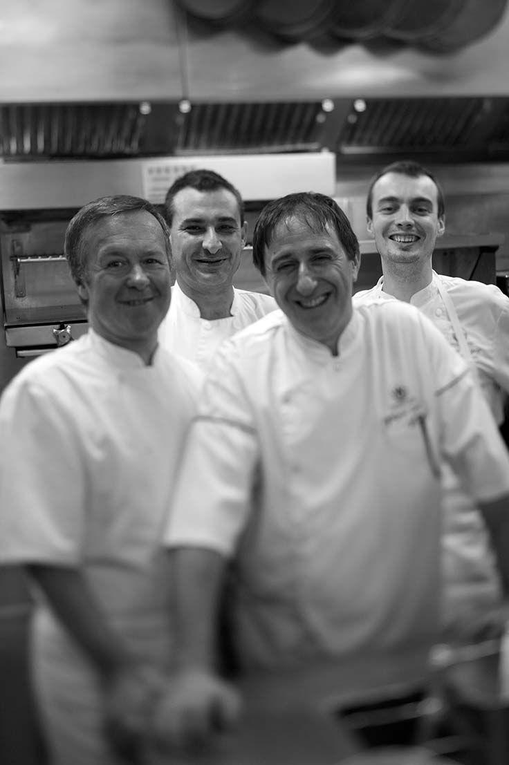 10 best chef alain chapel images on pinterest chefs for Cuisine equip2e