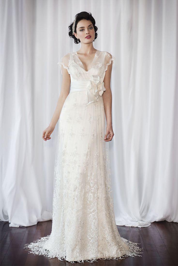 Vintage Wedding Dresses | Vintage Wedding Dress | NZ Designer | Vintage Lace Bridal Gown
