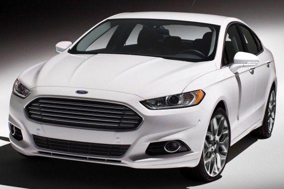 2015 Ford Fusion Sedan #5081