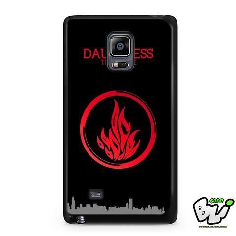Divergent Dauntless Samsung Galaxy Note 5 Case