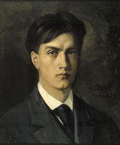 Albert Edelfelt 1874. (1854-1905)