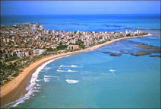 Área do Turista: As mais belas praias e pontos turísticos de Maceió Al.