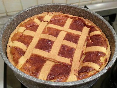 La vera pastiera napoletana senza strutto