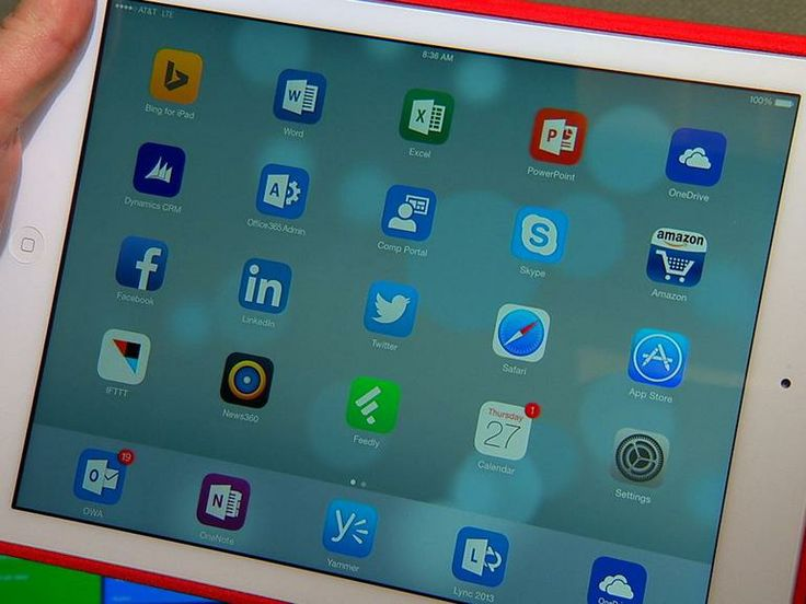 A closer look at Microsoft's Office Suite for the iPad (pictures) - CNET