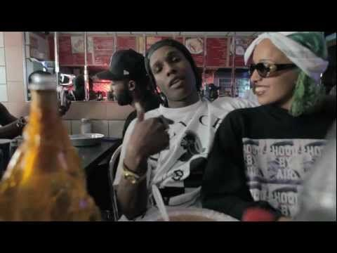 "ASAP Rocky brings back gangster rap in ""Peso"""