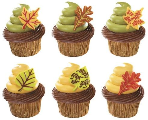 fall leaves decopics for autumn harvest parties fall bake sale thanksgiving - Fall Decorations For Sale