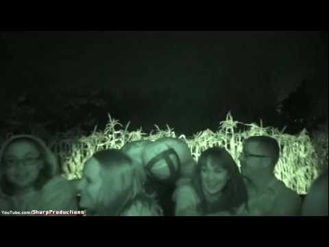 Los Angeles Haunted Hayride - Griffith Park, CA