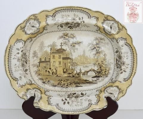 Wedgwood plates dating