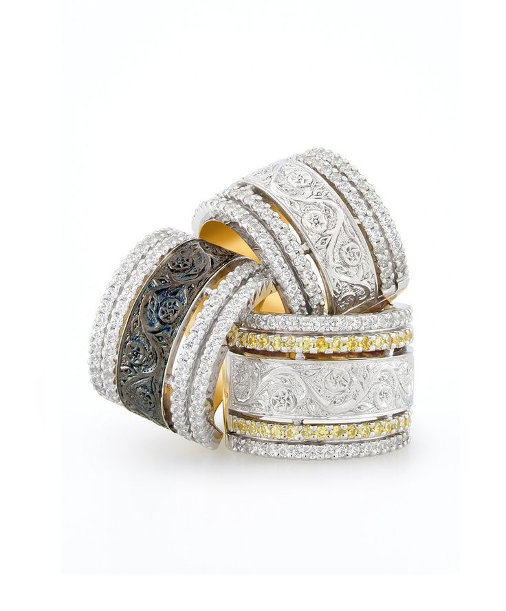 #JennaClifford - Donatella Rings