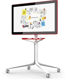 Google launches Jamboard an Android-powered digital whiteboard with 55-inch 4K touch display - Price Availability Video. #Drones #Gadgets #Gizmos #PowerBanks #Smartwatches #VR #Wearables @MyAppsEden  #Android #Google #Chrome  #iOS #iPhone #iPad #Apple #Mac #MacOSX  #Windows #Windows10 #Microsoft #WindowsPhone #Windows10Mobile #Lumia  #MyAppsEden