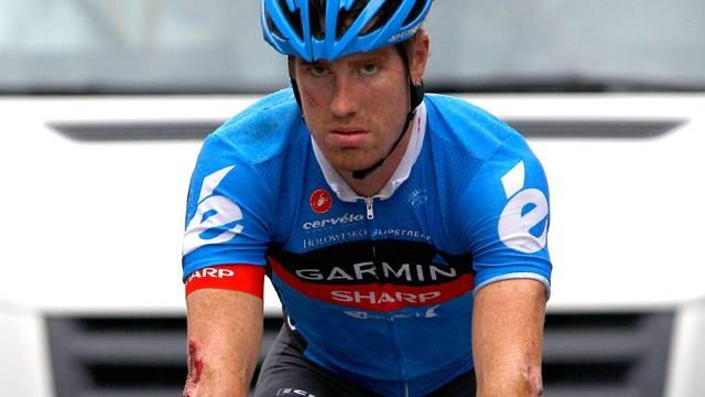 Garmin's Farrar attempts to storm Argos - Furious United States sprinter Tyler Farrar tried to storm into a rival team's bus after another crash in week one of the Tour de France.