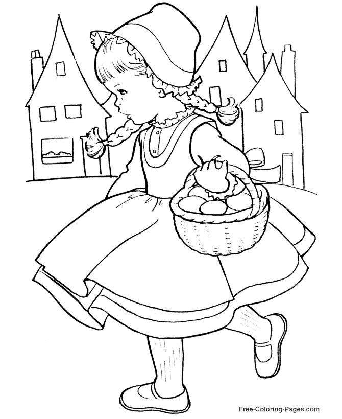 cassic art coloring pages - photo#36