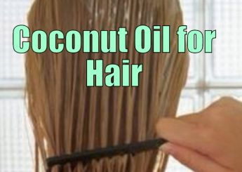 Coconut Oil for Hair Mask