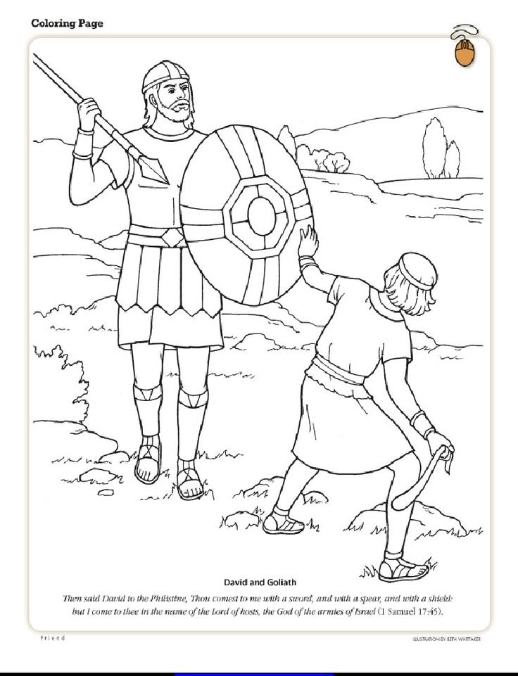 David and Goliath FHE FHE Ideas