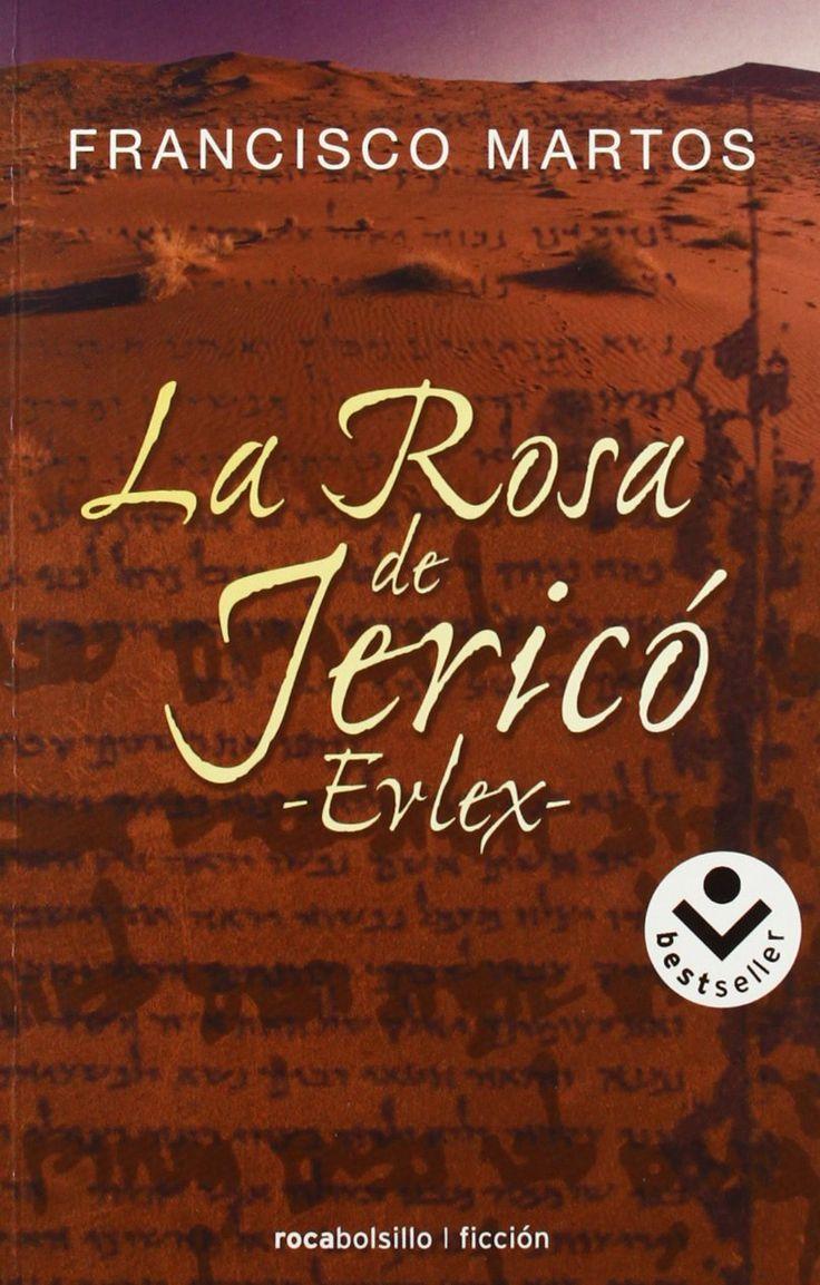 La Rosa de Jericó | Evlex, de Francisco Martos. Puedes conseguirlo en http://religionymitologia.esoterik-a.com/producto/la-rosa-jerico-evlex/