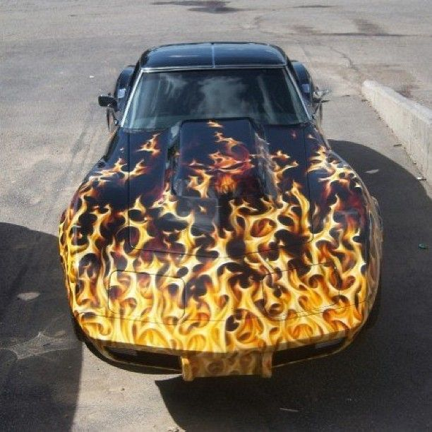 Coolest Sports Cars Burning Tiers: Best 20+ Car Paint Jobs Ideas On Pinterest