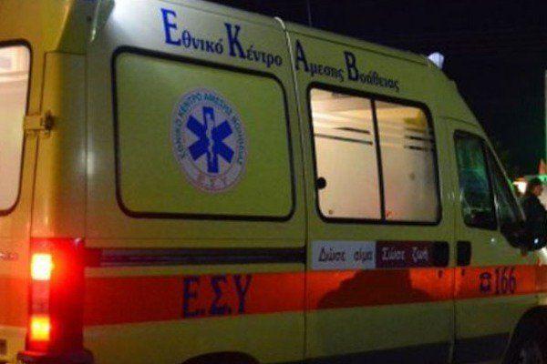 Πιερία: Οδηγός έχασε τη ζωή του σε τροχαίο στο Λιτόχωρο