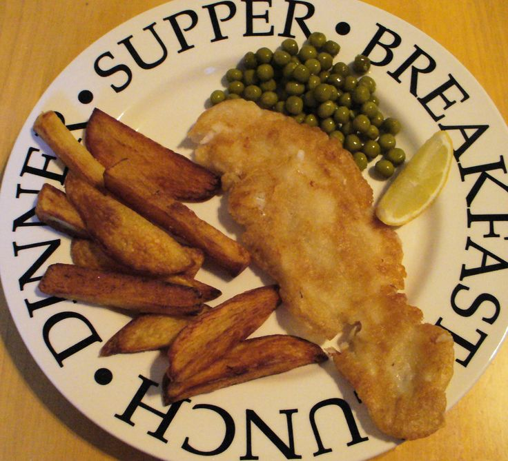 Fish and chips comme en Angleterre #recettesduqc #souper #cuisinedumonde