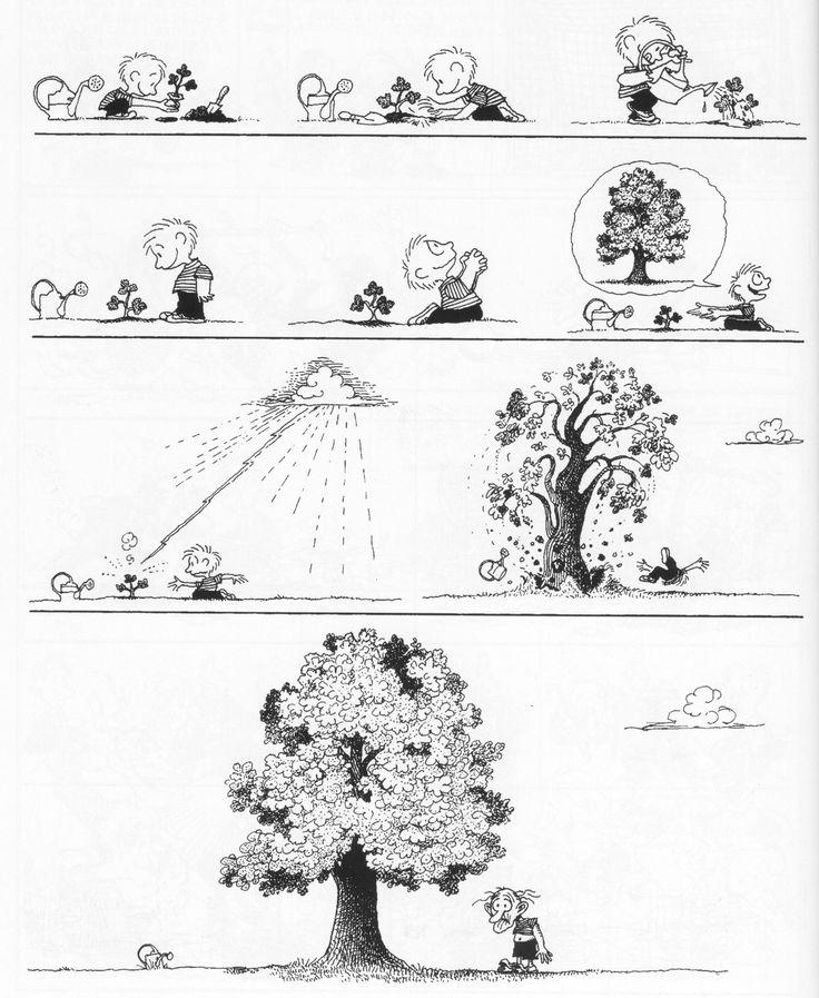 """""""Que presente impresentable"""" de Quino del año 2005 (Joaquín Lavado)"""